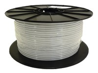 32020 Digiality Coax cable N46 1.02/4.6/6.6mm White, 200m - eet01