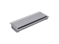 Bachmann CONI built-in-frame - Silvergrey - Long (6-way) 338.0205 - eet01