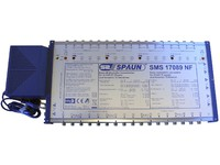 Spaun SMS 17089 NF Cascadable multiswitch 17/8 3480-C2 - eet01