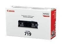 Canon Toner Black 719 Pages 6.400 3480B002AA - eet01