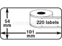 DYMO LABELS 54x101 ALTERNATIEF 110 L-R 35001360 - eet01