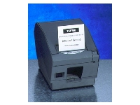 Star Micronics TSP743CII-24, PARALLEL, BLACK With Cutter 39442210 - eet01