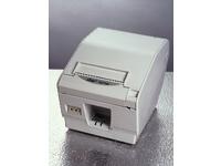 Star Micronics TSP743II-24, ETHERNET, WHITE Cutter, incl.: Power Supply 39442400E - eet01
