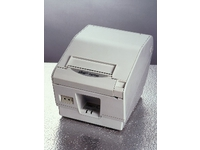 Star Micronics TSP743II-24, USB, WHITE Cutter, incl.: Power Supply 39442400U - eet01