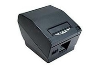 39442511 Star Micronics TSP743U II -24, USB, Black With Cutter - eet01