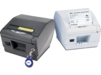 Star Micronics TSP847IIE-24-GRY Thermal Print  39443610+39607803 - eet01