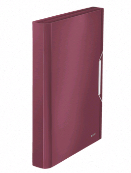 Leitz Project File Leitz Style Pp Garnet Red 39570028 - eet01