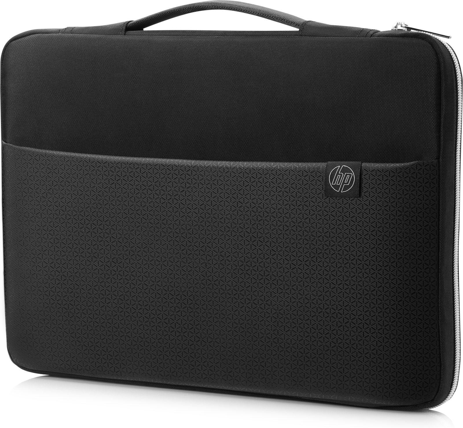 HP 14 Blk Slv Carry Sleeve Europe **New Retail** 3XD34AA - eet01