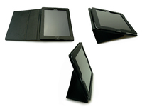 Sandberg Cover stand iPad 2/3 Leather  402-52 - eet01
