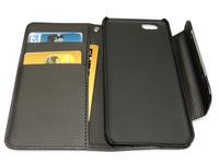 Sandberg Flip wallet iPhone 6 Blackskin  405-34 - eet01