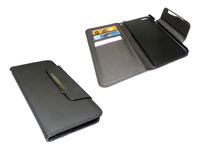 Sandberg Flip wallet iPhone 6 Plus Blck  405-40 - eet01