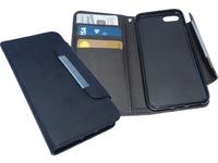 Sandberg Flip wallet iPhone 7 Blackskin  405-66 - eet01