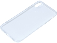Sandberg Cover iPhone X soft Clear  406-31 - eet01