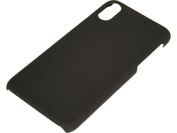 Sandberg Cover iPhone X hard Black  406-32 - eet01