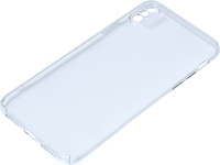 Sandberg Cover iPhone X hard White  406-33 - eet01