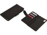 Sandberg Flip wallet iPhone X Blackskin  406-35 - eet01