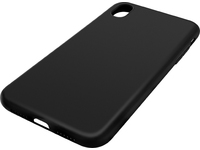Sandberg Cover iPhone XR Soft Black  406-49 - eet01