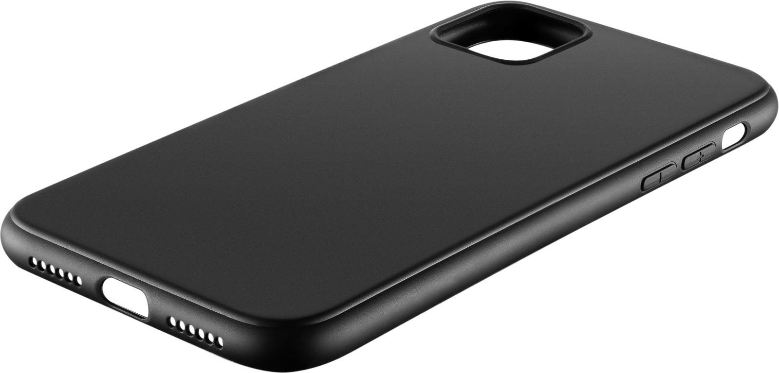 Sandberg Cover iPhone 11 Soft Black  406-53 - eet01