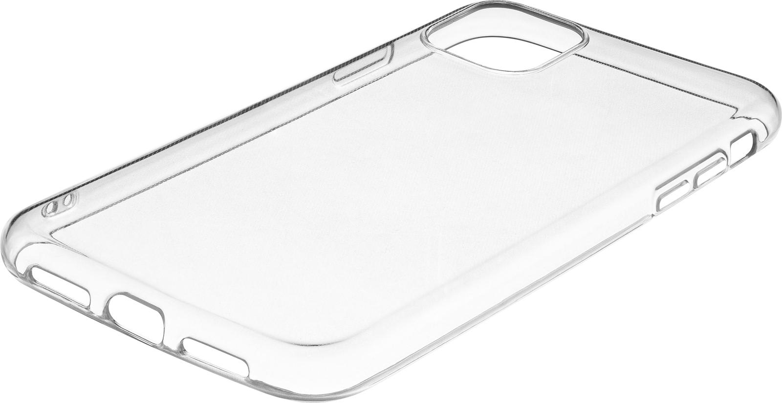 Sandberg Cover iPhone 11 Soft Clear  406-55 - eet01