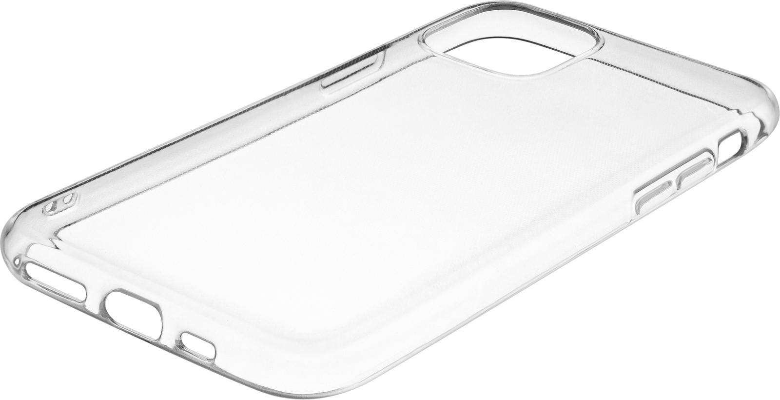 Sandberg Cover iPhone 11 Pro Soft Clear  406-59 - eet01