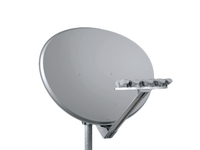 4090 Telesystem Dish 90cm Elliptical 5 LNB holders - eet01