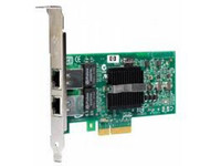 Hewlett Packard Enterprise Adapter NC360T PCIe Dual Port **Refurbished** 412648-B21B-RFB-HIGH - eet01