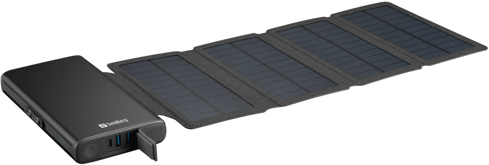 Sandberg Solar 4-Panel Powerbank 25000  420-56 - eet01