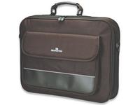 "Manhattan Notebook Briefcase ""Empire"" Widescr. Up To 17"",Black 421560 - eet01"