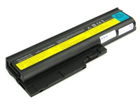 Lenovo 6 Cell Battery **Refurbished** 42T4670 - eet01