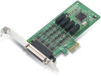 Moxa 4 PORT RS-232/422/485 PCI EXPR CP-114EL-I-DB25M, ISOLATION PR 43364M - eet01