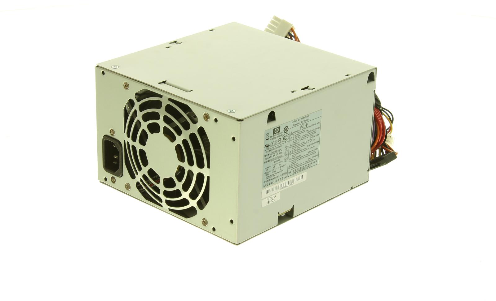 HP DC7700CMT 80% Efficient 365W **Refurbished** 437331-001-RFB - eet01
