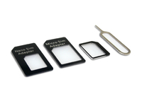 Sandberg SIM card adapter kit 4in1  440-78 - eet01