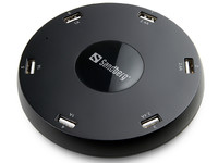 Sandberg USB Master Charger 3x2.4A+3x1A  440-83 - eet01
