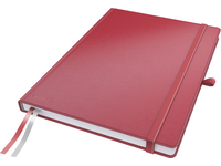 Leitz Notepad Complete A4 Squar Red Leitz. 96g 80sheets 44710025 - eet01
