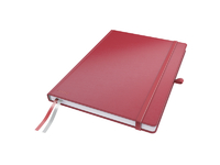 Leitz Notepad Complete A4 Ruled.Red Leitz. 96g 80sheets 44720025 - eet01