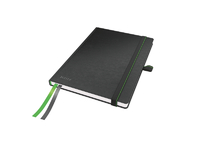 Leitz Notepad Complete A5 Ruled.Blac Leitz. 96g 80sheets 44780095 - eet01