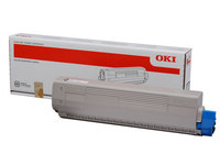 OKI Toner Black Pages 10.000 44844508 - eet01