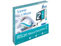 458075 I.R.I.S. IRISCan Mouse Executive 2 Mobile Scanner up to A3 - eet01