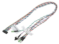 Hewlett Packard Enterprise Front System LED Cable  459186-001 - eet01