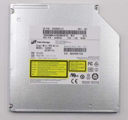 Lenovo ODD 9.0MM Slim Tray Rambo  45K0494 - eet01