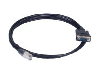Moxa KABEL, 1,5 M RJ45 -> DB9F SKR CBL-RJ45SF9-150 46195M - eet01