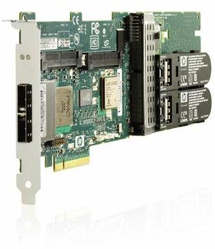 Hewlett Packard Enterprise SPS-BD,CONTROLLER,SAS,RAID **Refurbished** 462918-001-RFB - eet01