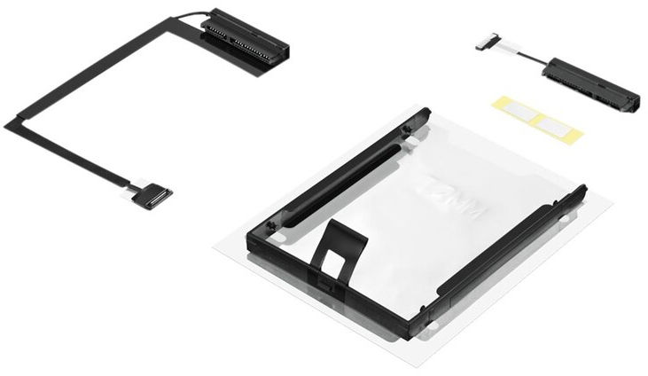 Lenovo HDD Bracket For P52 And P72 **New Retail** 4XH0S69185 - eet01