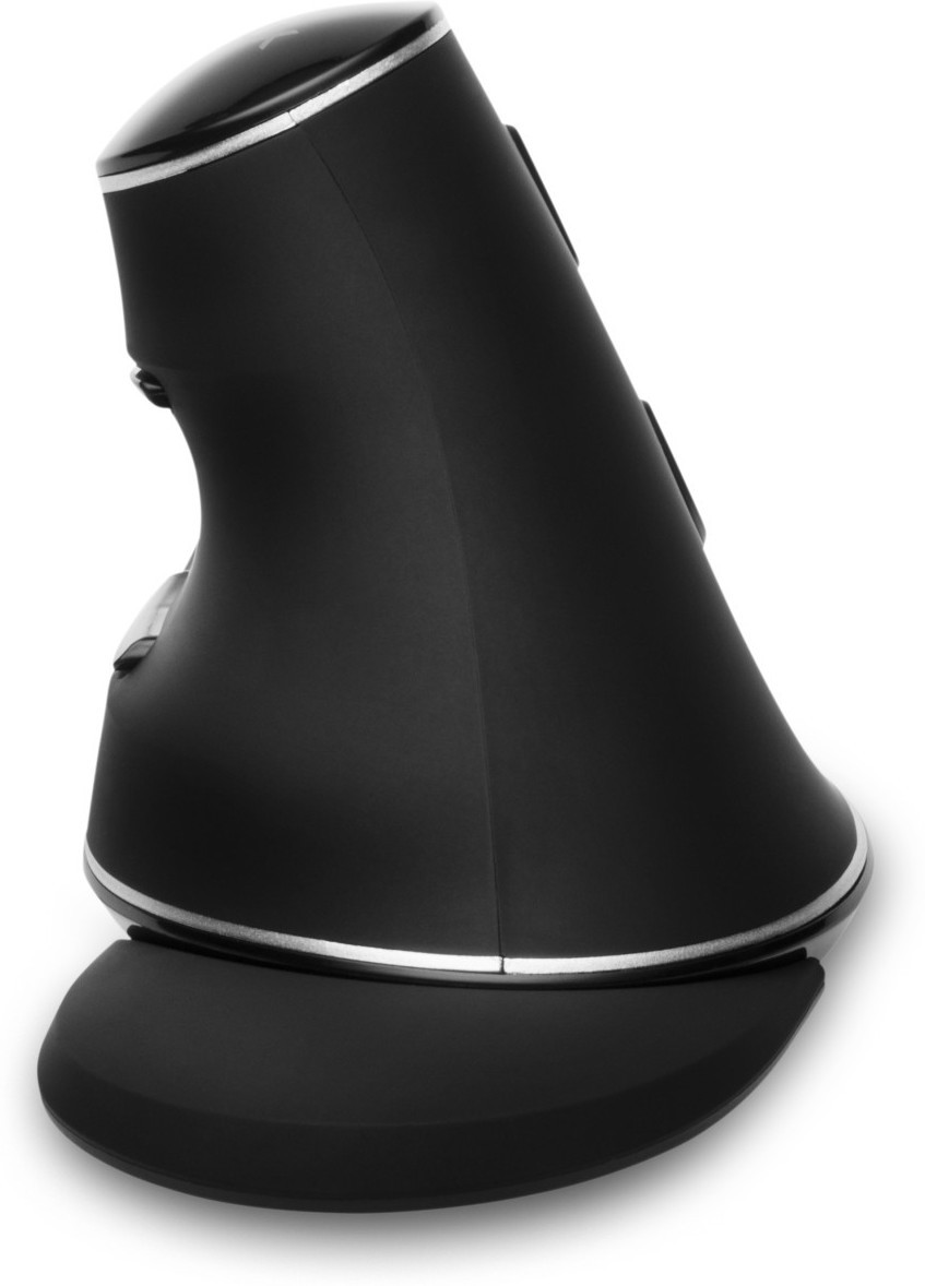 Jobmate Vertical Delux mouse wireless Black 500784 - eet01