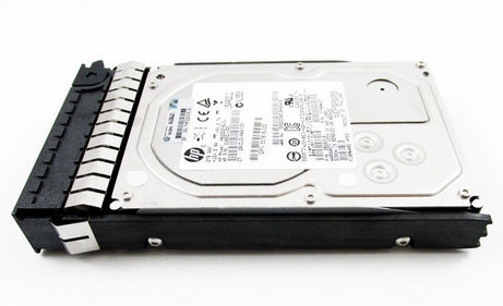 Hewlett Packard Enterprise HDD 2TB 6G SAS 7.2K 3.5in  507613-002 - eet01