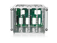 "Hewlett Packard Enterprise Drive Cage Kit 8 bay 2,5"" **Refurbished** 507803-B21-RFB - eet01"