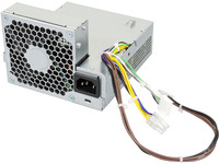 HP Power Supply 240 Watt STD SFF  508151-001 - eet01