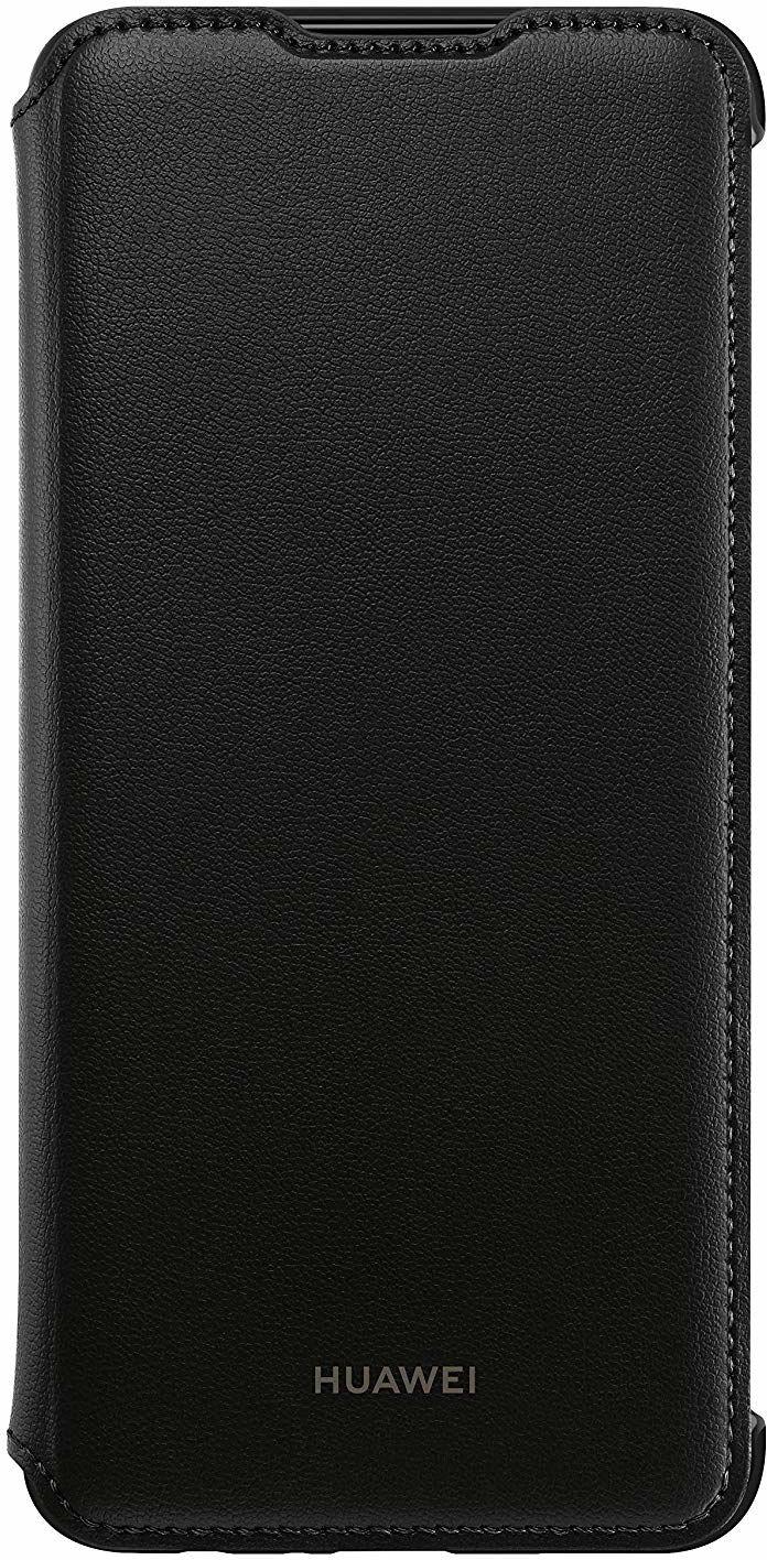 Huawei P Smart 2019 Wallet Black **New Retail** 51992830 - eet01