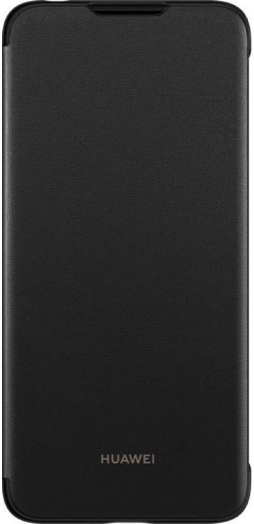 Huawei Y6 2019 Flip Cover Black **New Retail** 51992945 - eet01
