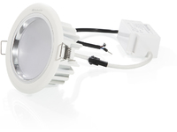 Verbatim LED Downlight 104mm  White  52444 - eet01
